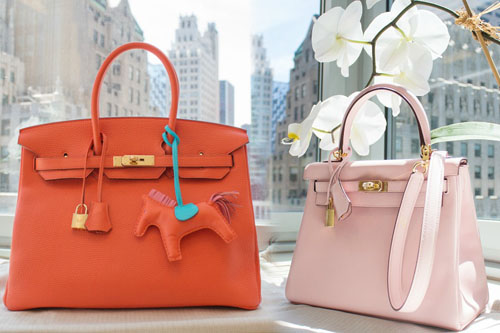 Replicas Difference between hermes Birkin and Kelly handbag