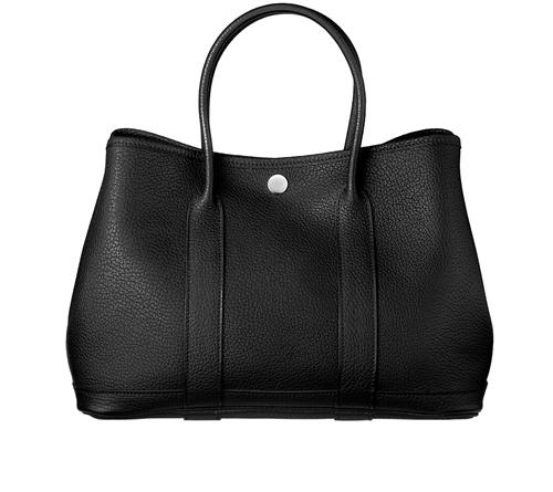 Hermes Garden Party Bag noir