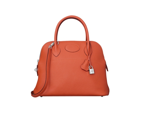 hermes bolide bags orange clay