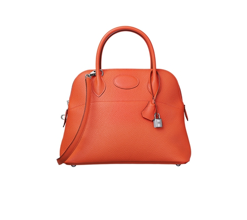 hermes bolide bags orange poppy