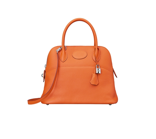 hermes bolide bags orange