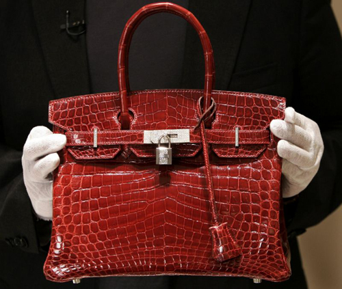 knock off hermes crocodile birkin handbag