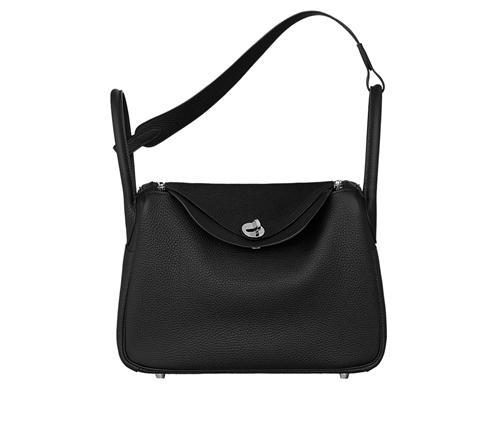 womens hermes lindy handbags noir bleu agate